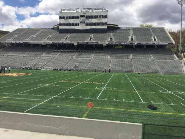 Michie Stadium, section: 26, rangée: C, siège: 17