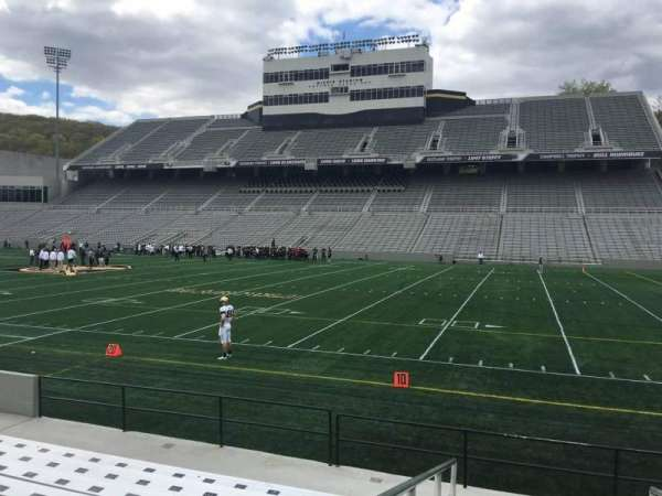 Michie Stadium, section: 26, rangée: K, siège: 14