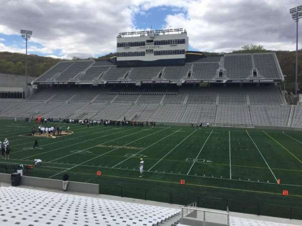 Michie Stadium, section: 26, rangée: X, siège: 11