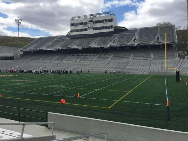 Michie Stadium, section: 25, rangée: G, siège: 14