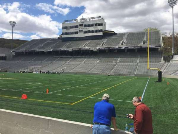 Michie Stadium, section: 25, rangée: C, siège: 11