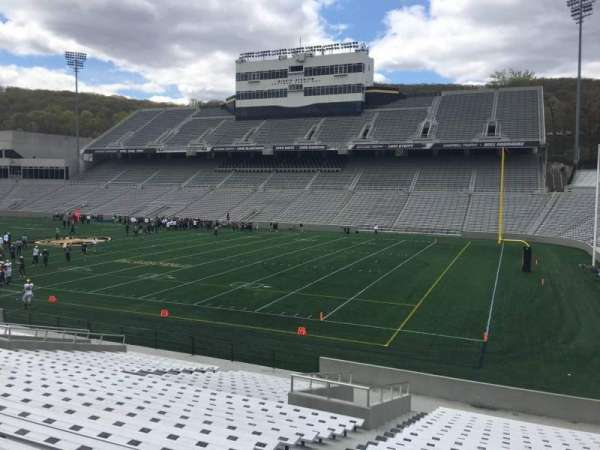 Michie Stadium, section: 25, rangée: X, siège: 11