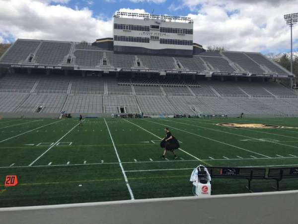 Michie Stadium, section: 30, rangée: C, siège: 17