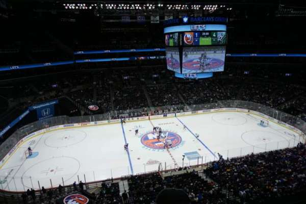 Barclays Center, section: 226, rangée: 2, siège: 8