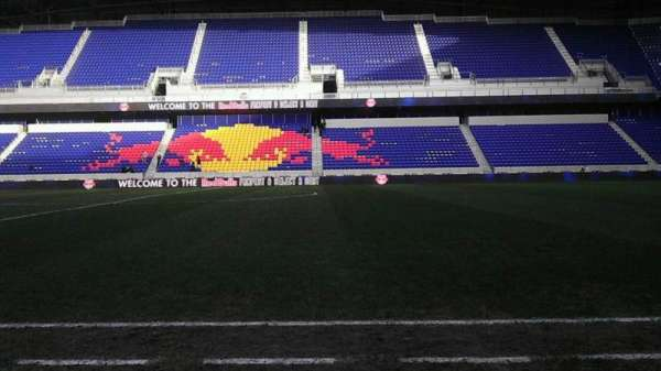 Red Bull Arena (New Jersey), section: 110