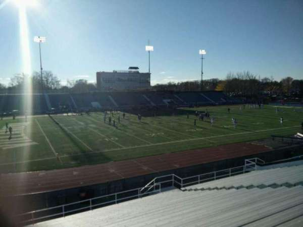 Villanova Stadium, section: NG, rangée: 25, siège: 1