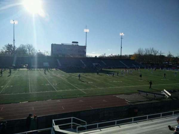Villanova Stadium, section: NF, rangée: 16, siège: 4