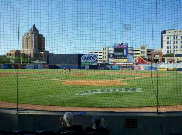 Canal Park, section: 102