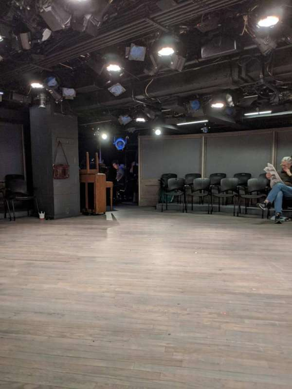 Black Box Theatre at the Steinberg Center for Theatre, section: GA