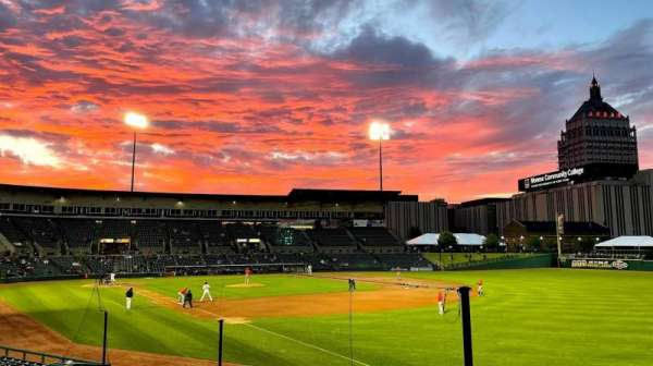 Frontier Field, section: 101