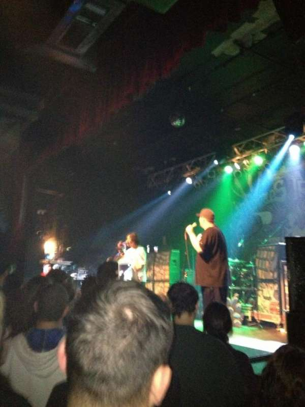 The TLA, section: Standing Room