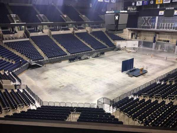Cintas Center, section: 206, rangée: B, siège: 7