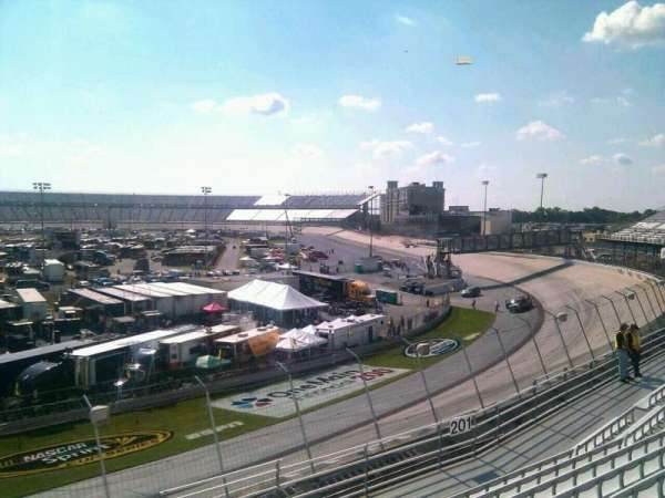 Dover International Speedway, section: 202, rangée: 9, siège: 9