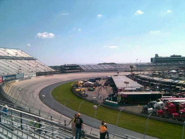 Dover International Speedway, section: 204, rangée: 9, siège: 9