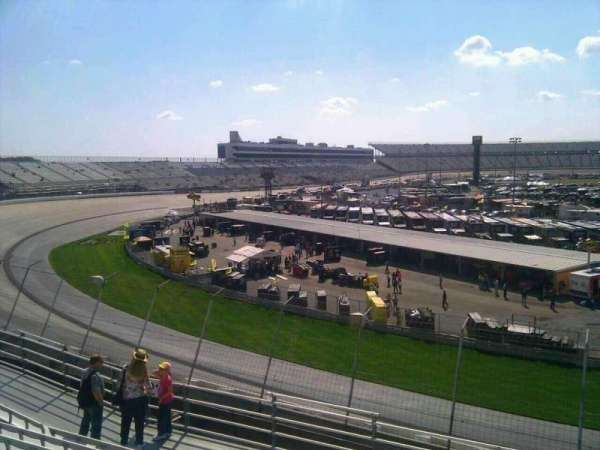 Dover International Speedway, section: 212, rangée: 9, siège: 9