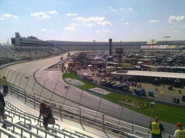 Dover International Speedway, section: 224, rangée: 9, siège: 9