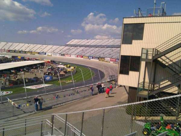Dover International Speedway, section: 235, rangée: 30, siège: 9