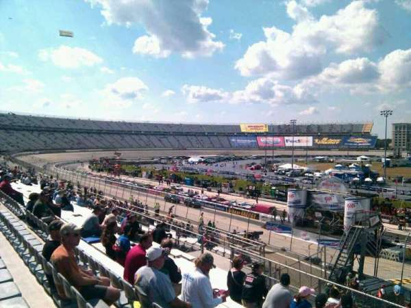 Dover International Speedway, section: 251, rangée: 30, siège: 9