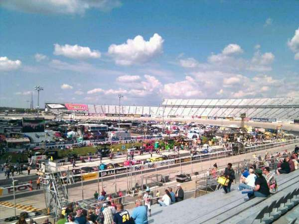 Dover International Speedway, section: 101, rangée: 30, siège: 9
