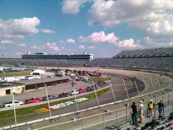 Dover International Speedway, section: 144, rangée: 14, siège: 9