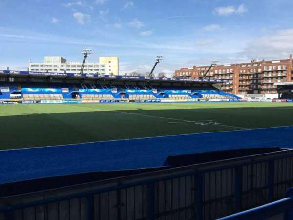 Cardiff Arms Park, section: Standing 5, rangée: 8