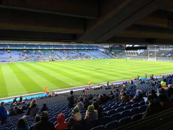 Croke Park, section: 409, rangée: Ww