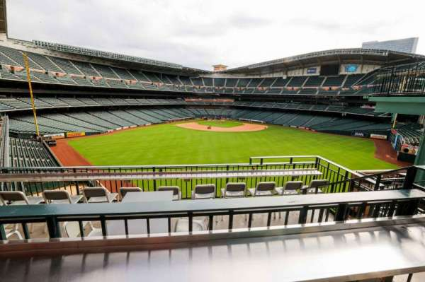 Minute Maid Park, section: Torchy's Party Deck