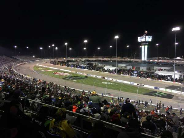 Richmond International Raceway, section: P, rangée: 4, siège: 5