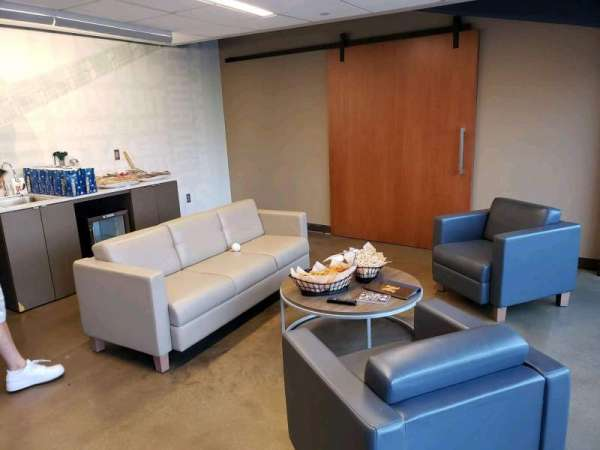 First Horizon Park, section: Field Suite 4