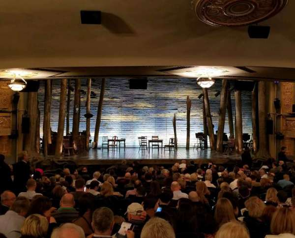 Gerald Schoenfeld Theatre, section: Standing Room, siège: 103