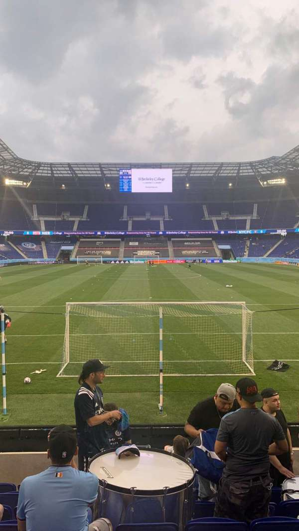 Red Bull Arena (New Jersey), section: 118, rangée: 4, siège: 14