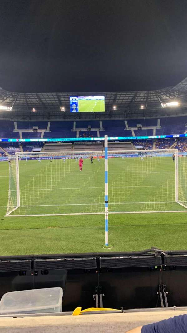 Red Bull Arena (New Jersey), section: 118, rangée: 2, siège: 17