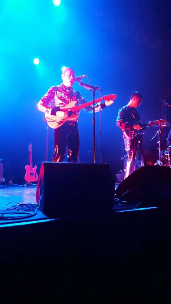 Le Trianon, section: Fosse, rangée: Front Row