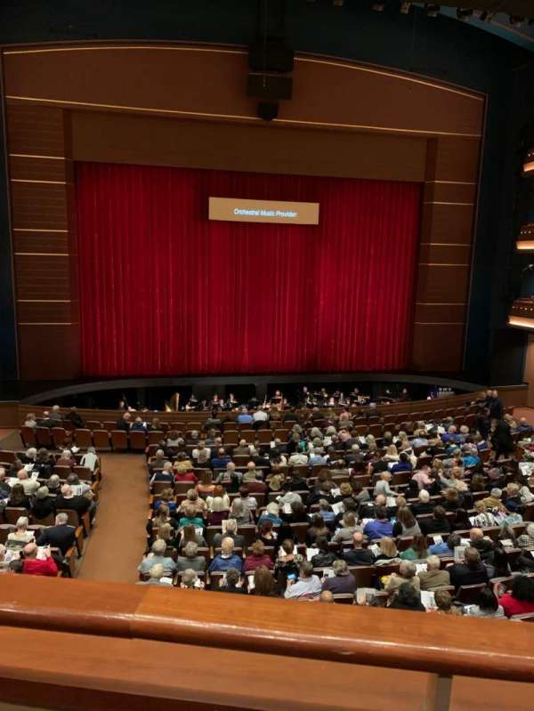 Mead Theatre at the Schuster Center, section: Loge, rangée: A, siège: 122