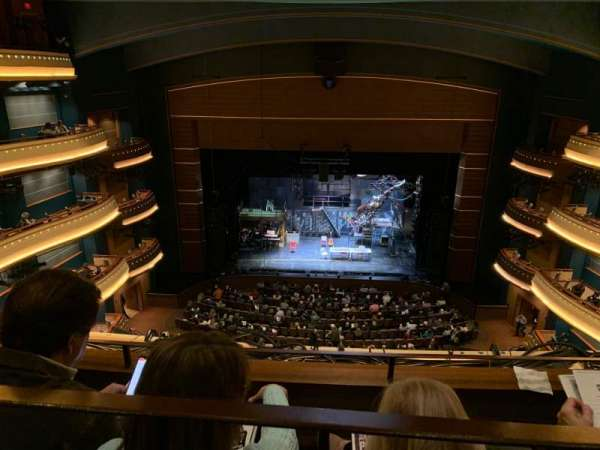 Mead Theatre at the Schuster Center, section: Upper Balcony Left, rangée: BB, siège: 130