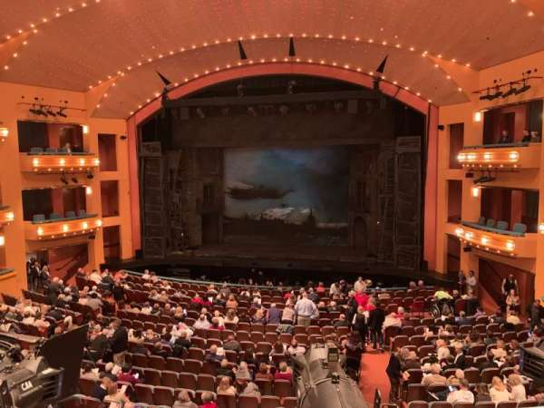Procter And Gamble Hall at the Aronoff Center, section: LOGE C, rangée: A, siège: 143