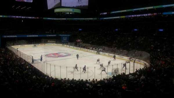 Barclays Center, section: 120, rangée: 6, siège: 1