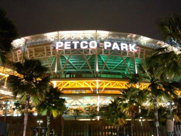 PETCO Park, section: Home Plate Gate