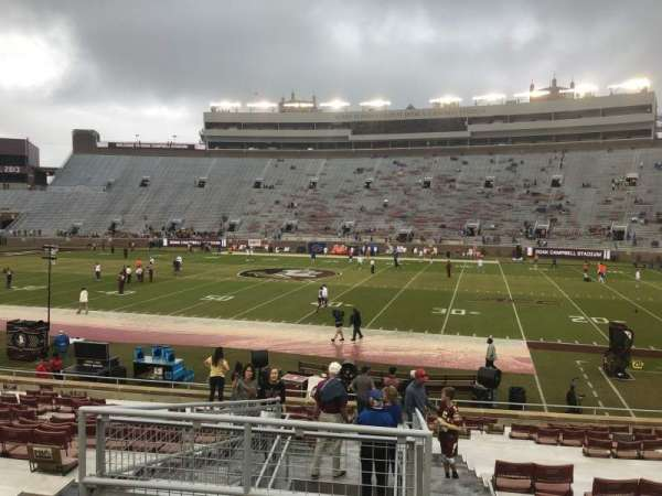Bobby Bowden Field at Doak Campbell Stadium, section: 31, rangée: 23, siège: 27