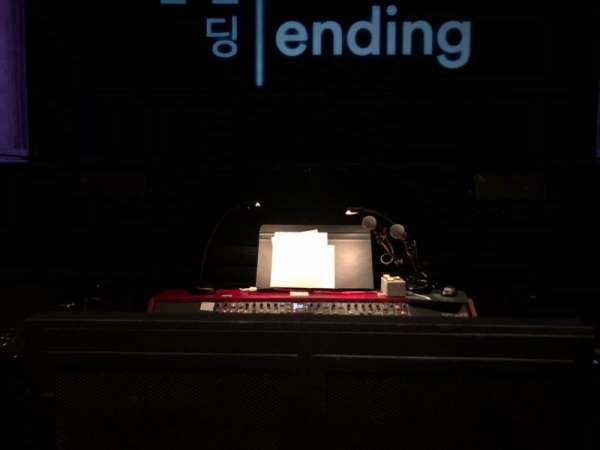 Coca-Cola Stage at Alliance Theatre, section: Orch, rangée: A, siège: 112
