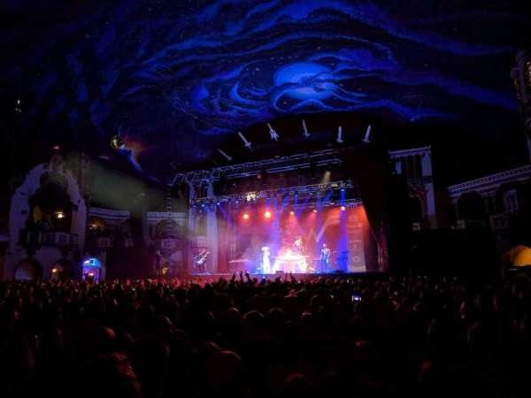 Aragon Ballroom, section: GA