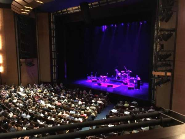 The Kennedy Center Eisenhower Theater, section: Box tier 6, siège: 6