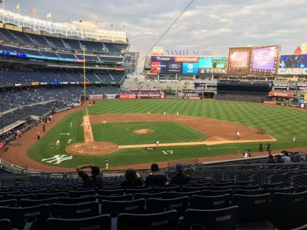 Yankee Stadium, section: 218A
