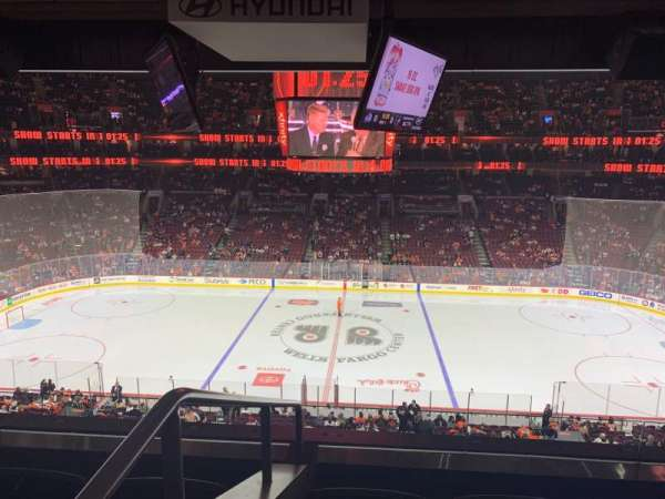 Wells Fargo Center, section: Suite 41