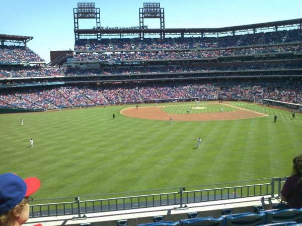 Citizens Bank Park, section: 244, rangée: 5, siège: 16
