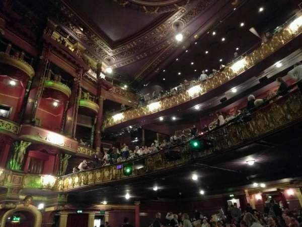 Palace Theatre (Manchester), section: stalls