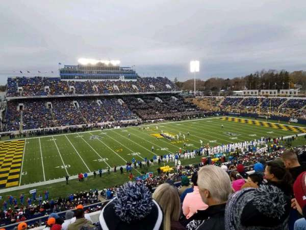 Navy-Marine Corps Memorial Stadium, section: 132, rangée: 11, siège: 17