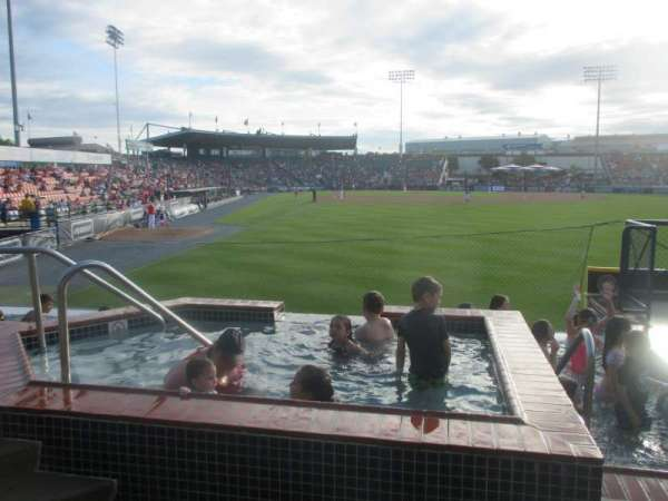 FirstEnergy Stadium (Reading), section: POOL