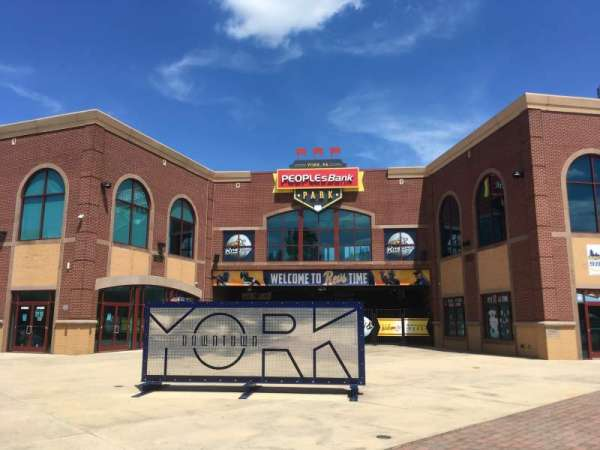 PeoplesBank Park, section: EXTERIOR