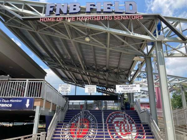 FNB Field, section: MAIN ENTRANCE